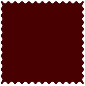 Flannel - Burgundy Fabric