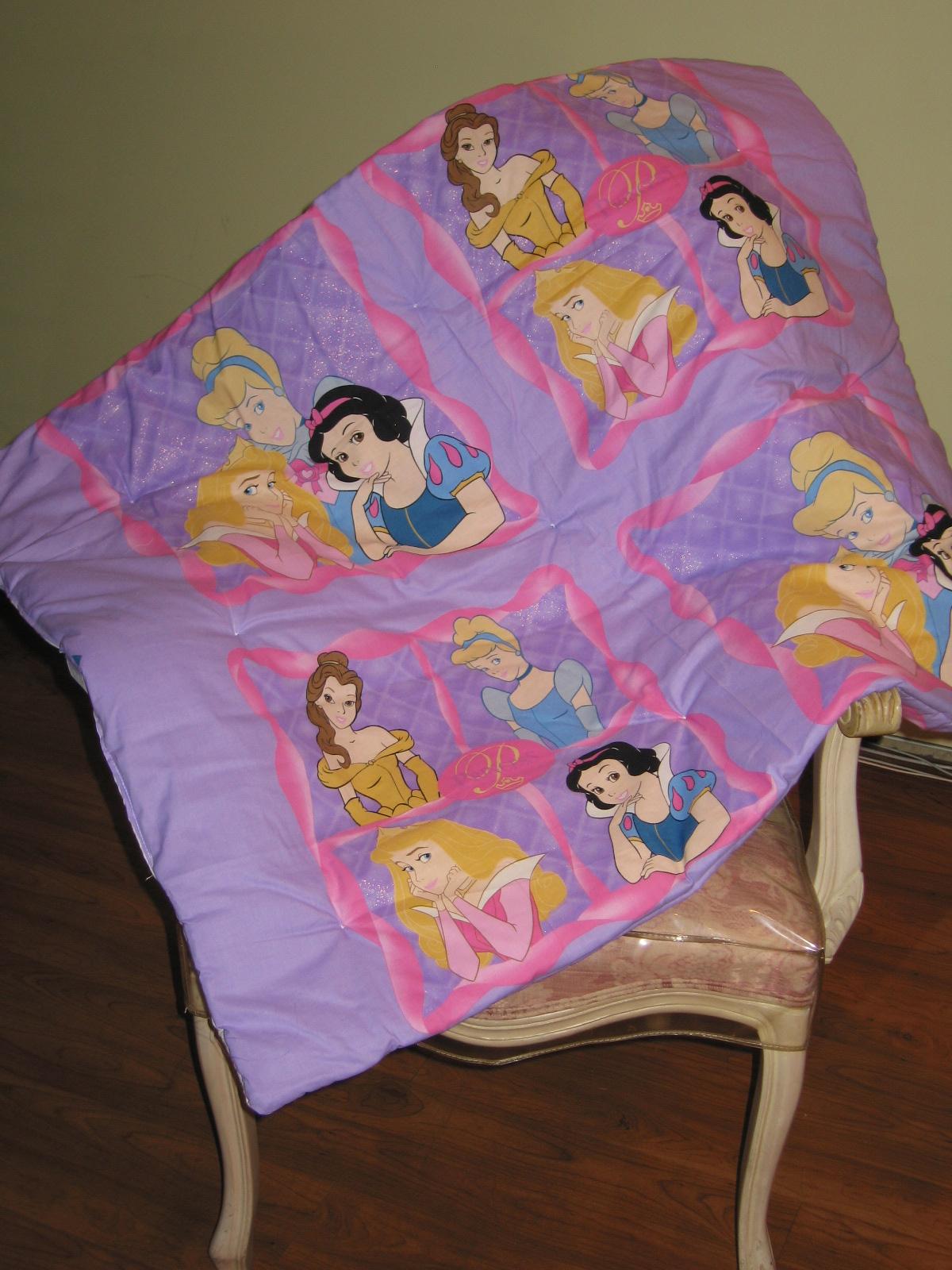Princess2 Crib Comforter Com10