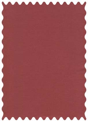Solid Burgundy Woven Fabric