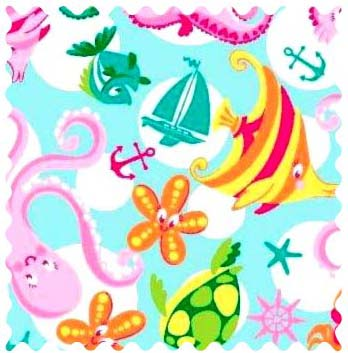 100% Cotton Percale - Cuddlies Fabric Shop