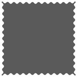 Flannel - Dark Grey Fabric