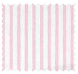 Fabric Shop - Pink Stripes Jersey Knit Fabric - Yard - 100% Cotton Jersey Knit - Soft Prints Fabric Shop