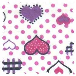 Love Hearts Fabric
