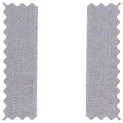 Grey Stripe Fabric