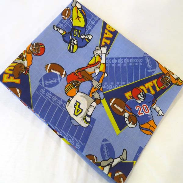 Football Cotton Baby Pillow Case