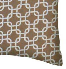 Percale Pillow Case - Camel Links