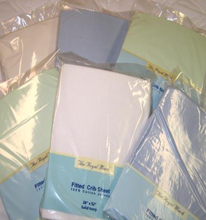 6 Pc. Crib Sheet Bundle - Boys