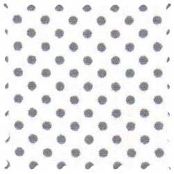 Gray Pindots Fabric