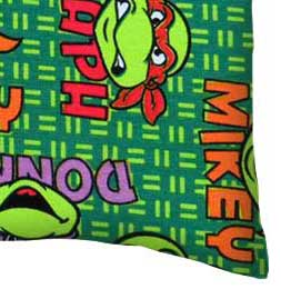 Baby Pillow Case - Ninja Turtles