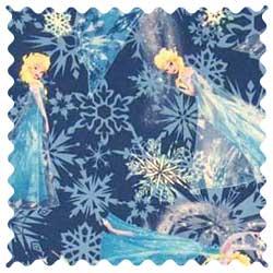Frozen Elsa Fabric