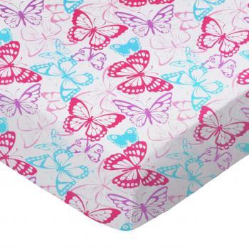Butterflies Jersey Knit