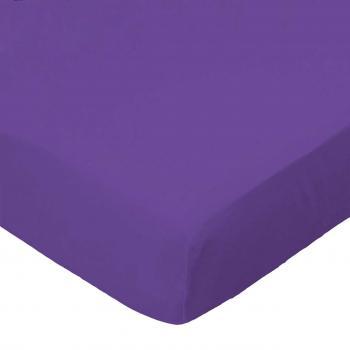 Solid Purple Woven