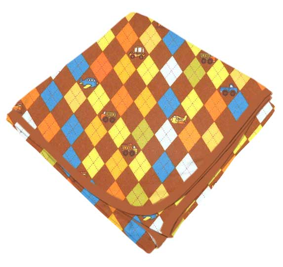 Argyle Transport Brown