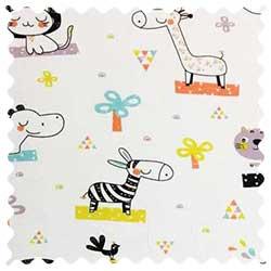 Safari Animals Fabric