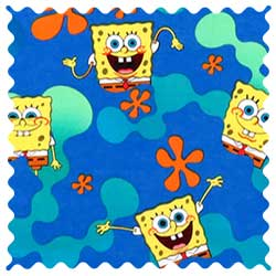 Sponge Bob Fabric