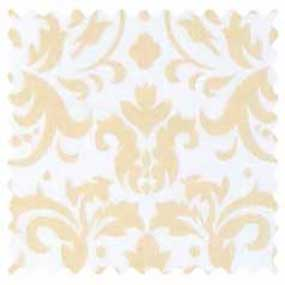 Cream Damask Fabric