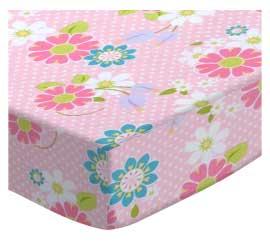 Pink Daisy Dot