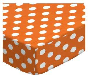 Polka Dots Orange