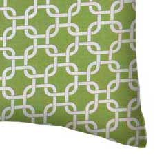Percale Pillow Case - Citrus Links