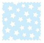 100% Cotton Woven - Pastel Hearts and Stars Fabric Shop