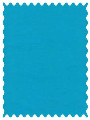 Turquoise Woven Fabric