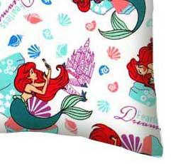Twin Pillow Case - Mermaid