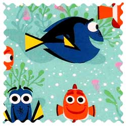 Finding Dory Fabric