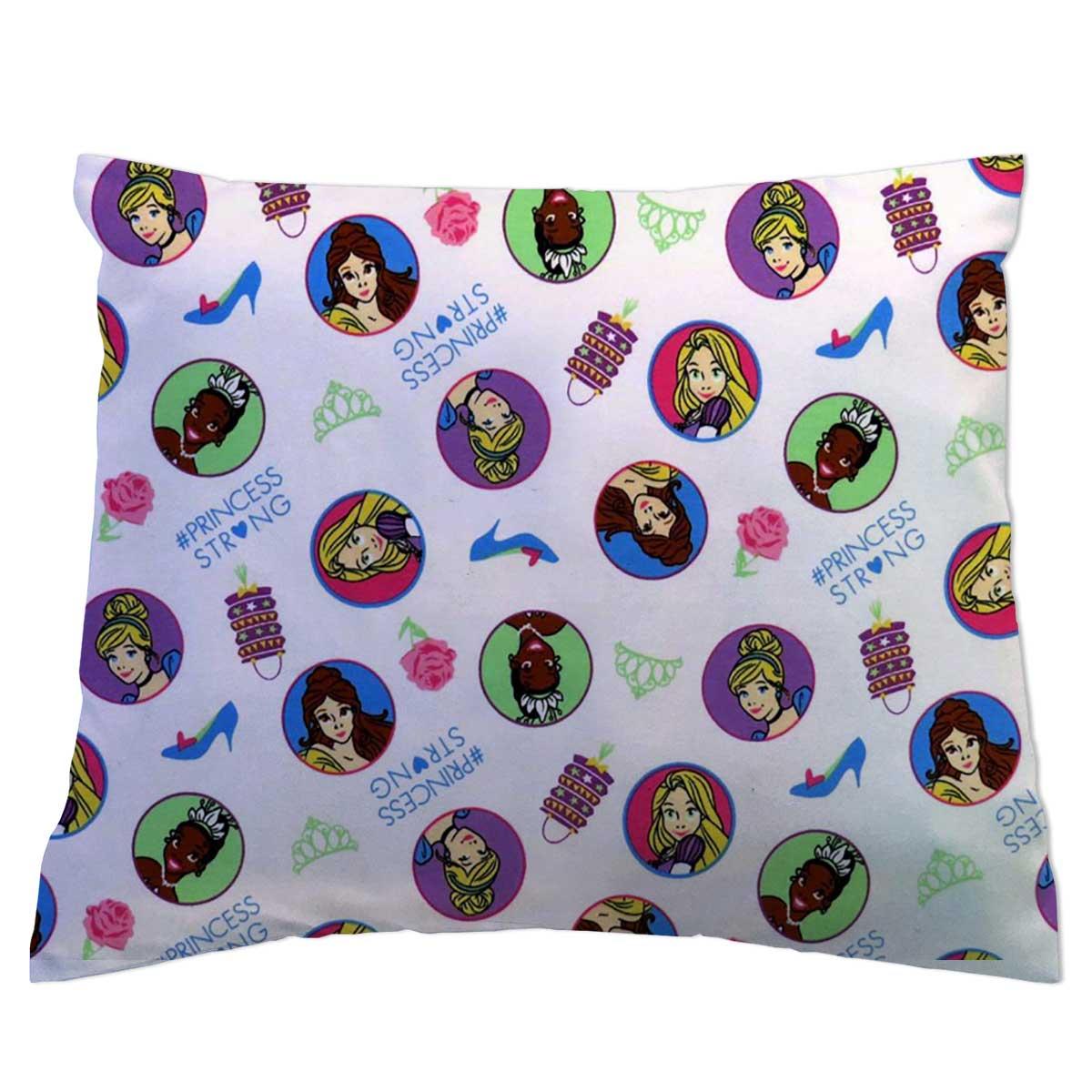 Twin Pillow Case Princess Strong Twin Pillow Cases Sheetworld