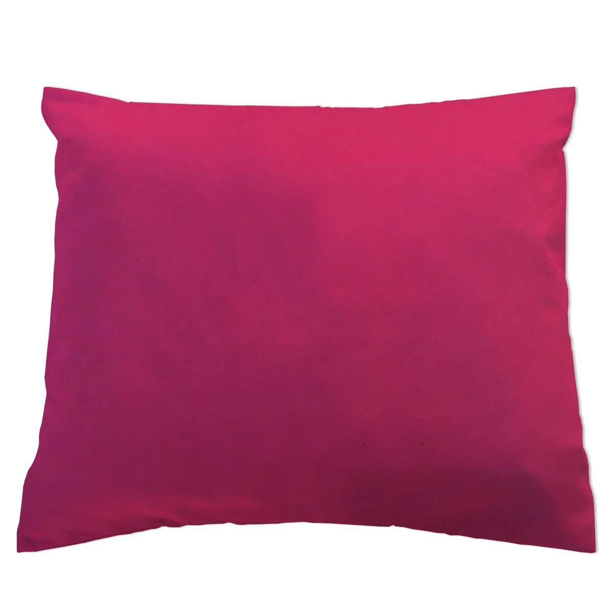 Twin Pillow Case Hot Pink Jersey Knit Twin Pillow Cases