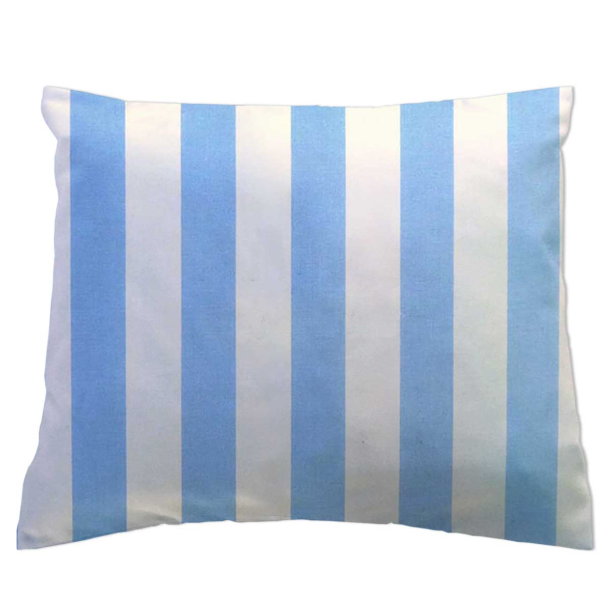 Twin Pillow Case Blue Stripe Twin Pillow Cases Sheetworld