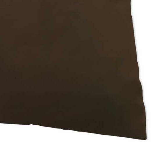 Flannel Pillow Case - Brown