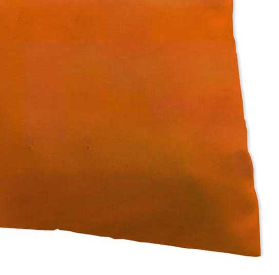 Flannel Pillow Case - Orange