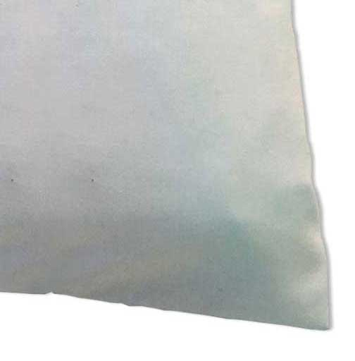 Flannel Pillow Case - Ivory