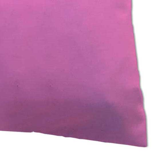 Flannel Pillow Case - Hot Pink