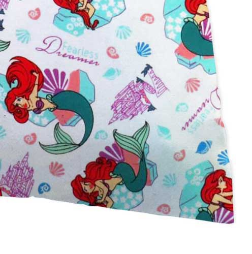 Baby Pillow Case - Mermaid