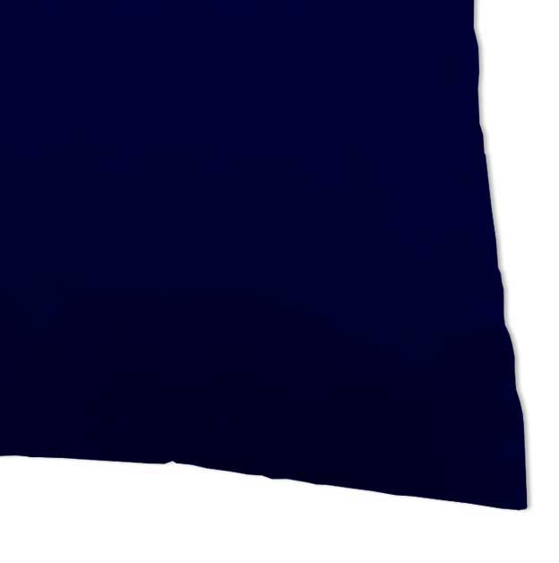 Baby Pillow Case - Solid Navy Jersey Knit
