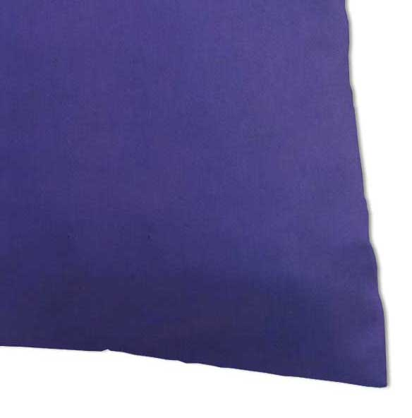 Baby Pillow Case - Purple Jersey Knit