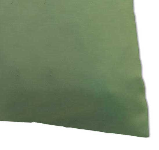 Twin Pillow Case - Solid Sage Jersey Knit