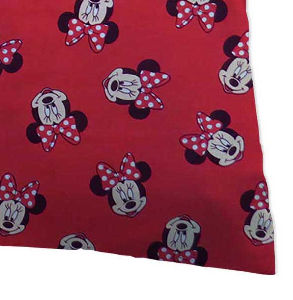 Percale Pillow Case - Minnie Mouse Faces