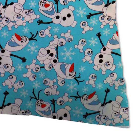 Percale Pillow Case - Frozen Olaf