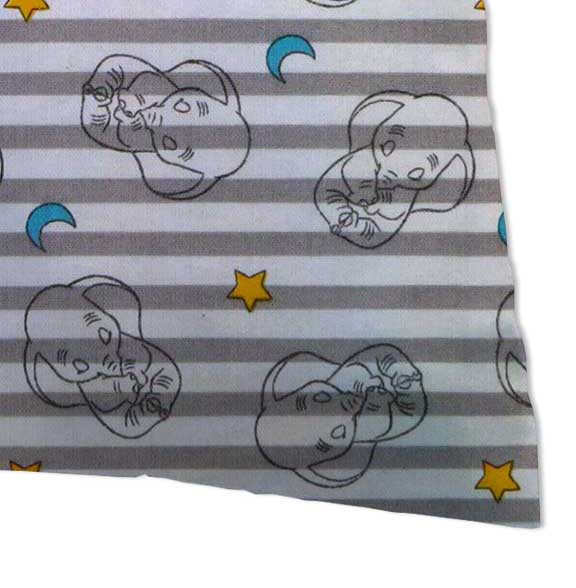Percale Pillow Case - Dumbo