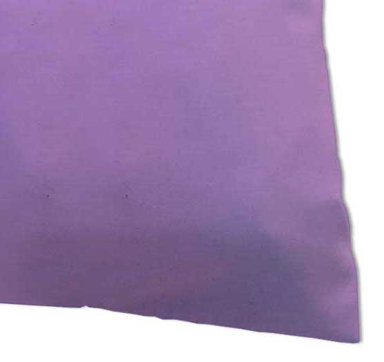 Percale Pillow Case - Solid Lilac Woven