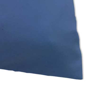 Percale Pillow Case - Wedgewood Blue Woven
