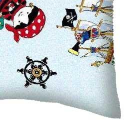 Pirates Crib Toddler Sheets Sheetworld