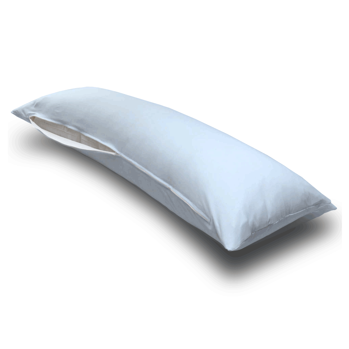 Cotton Body Pillow Cases Jersey Knit Pillow Cases
